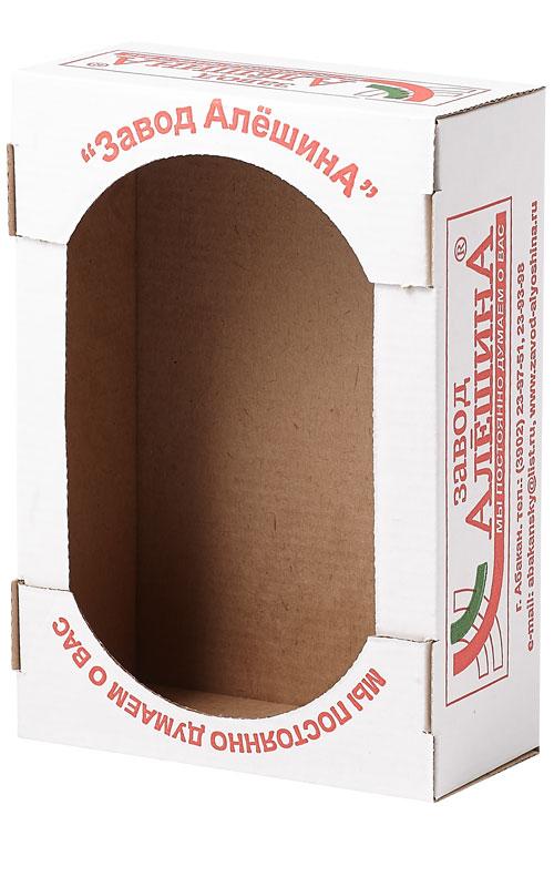 Гофротара (коробка для печенья)