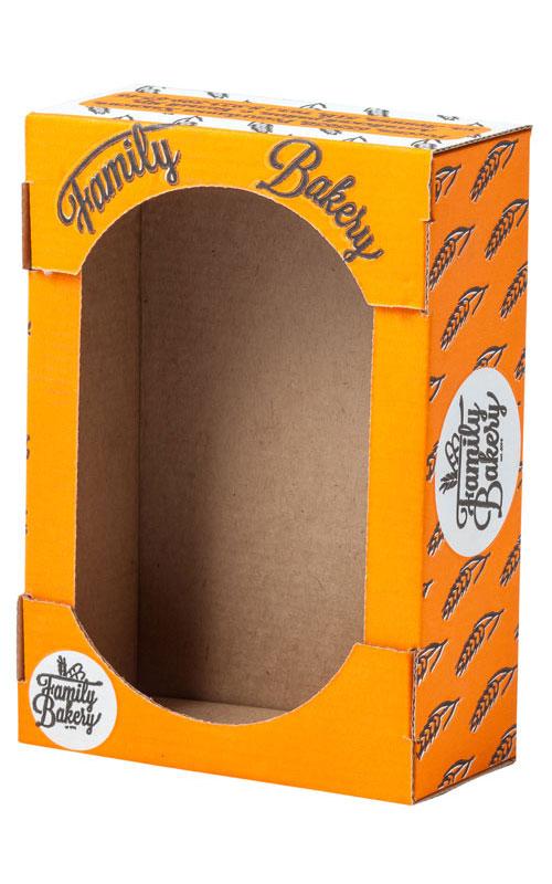 Гофротара (упаковка для печенья)